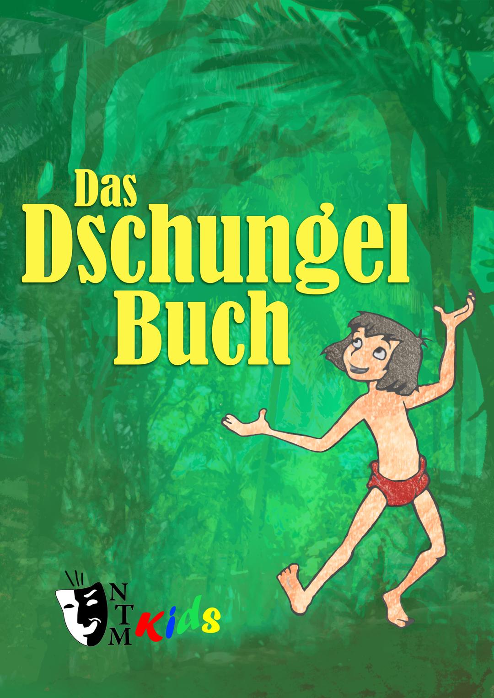 Plakat Das Dschungelbuch