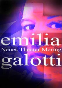 Plakatbild Emilia Galotti
