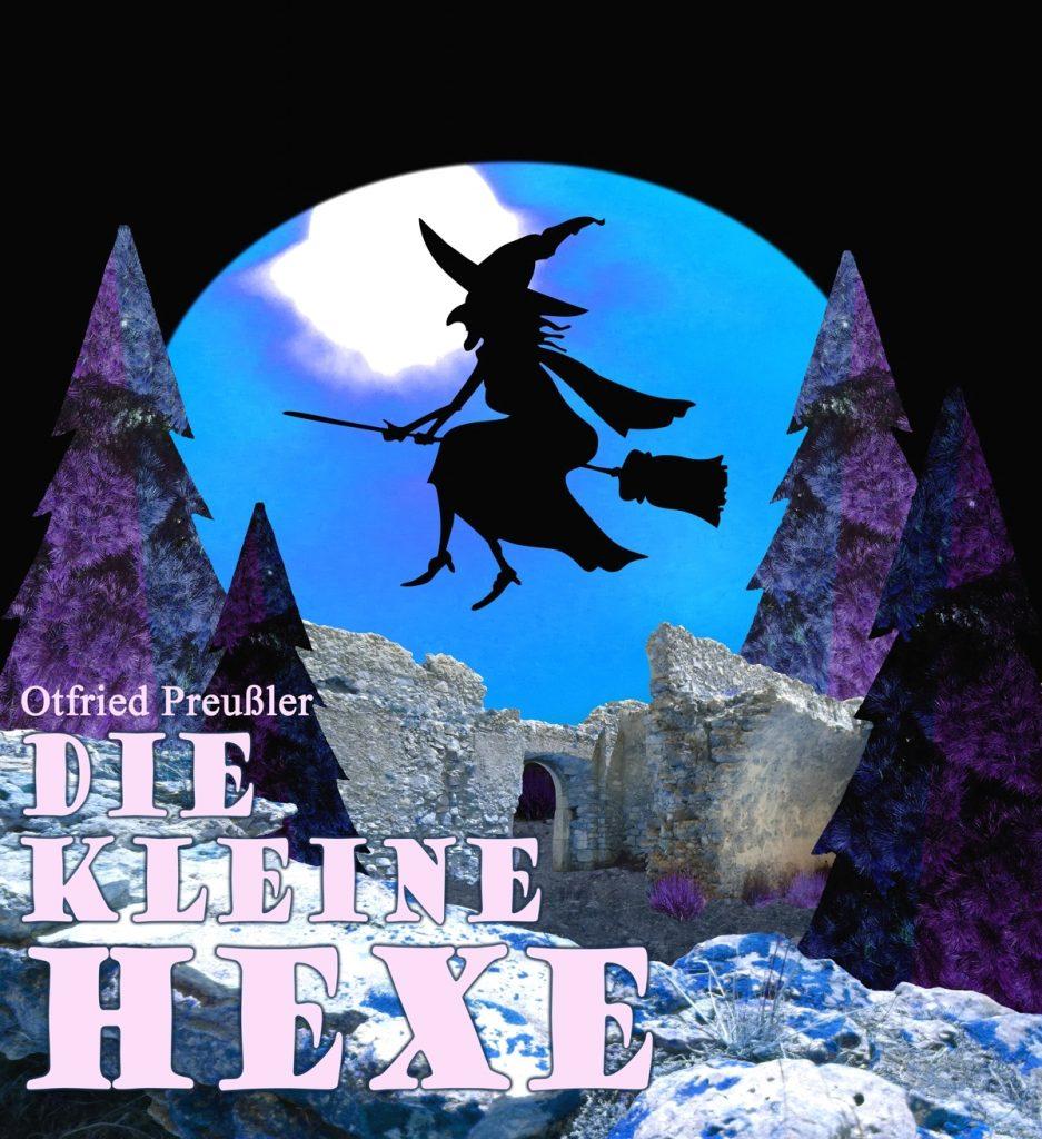 Plakatbild Die kleine Hexe