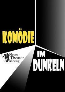 Plakatbild Komoedie im Dunkeln
