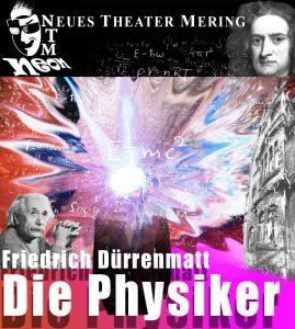 Plakatbild Die Physiker