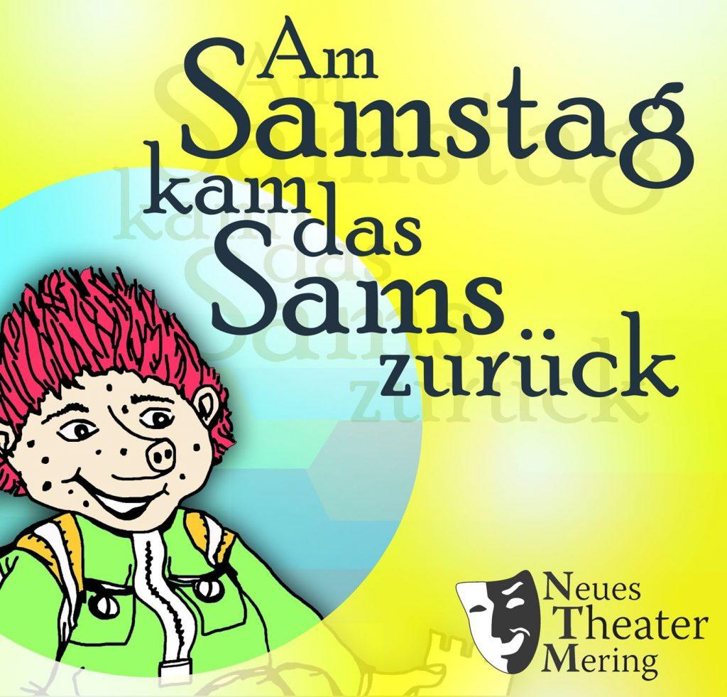 Plakatbild Am Samstag kam das Sams zurück
