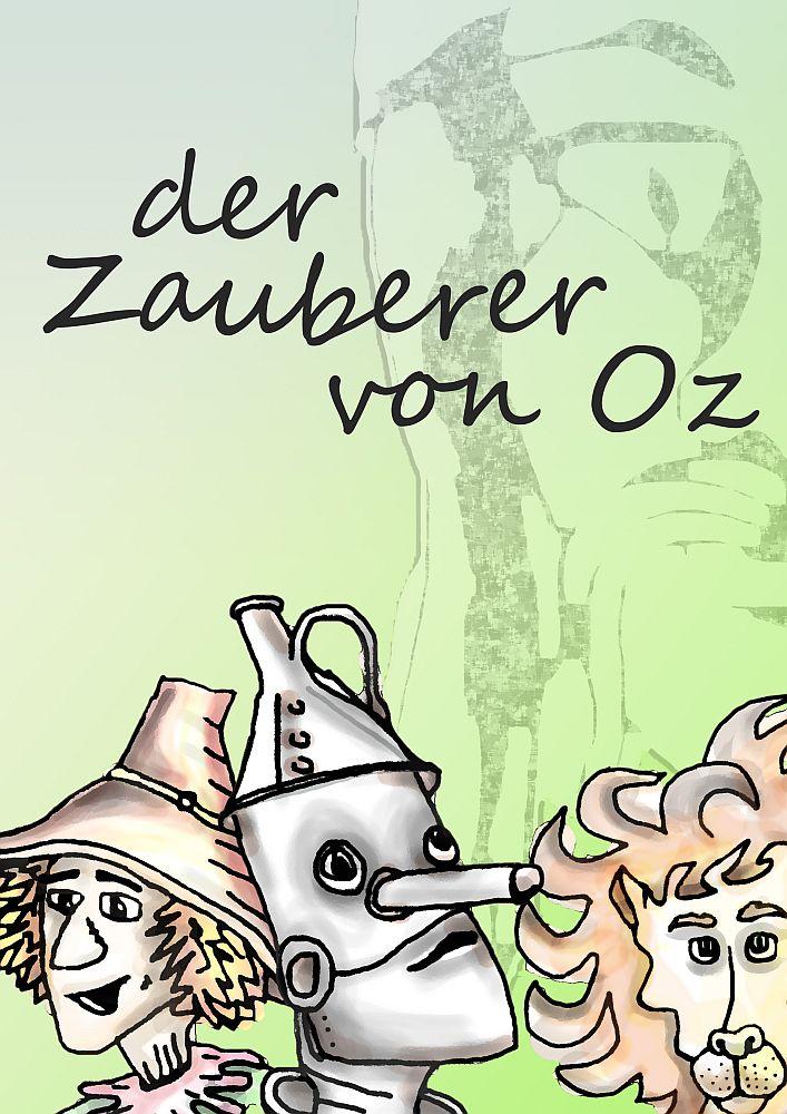 Plakatbild Der Zauberer von Oz